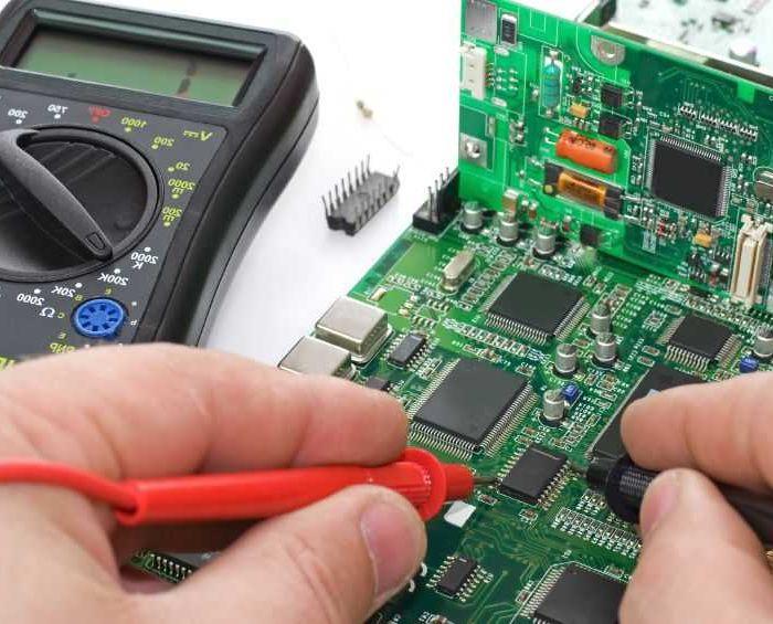 Ремонт и сервисное обслуживание систем видеонаблюдения