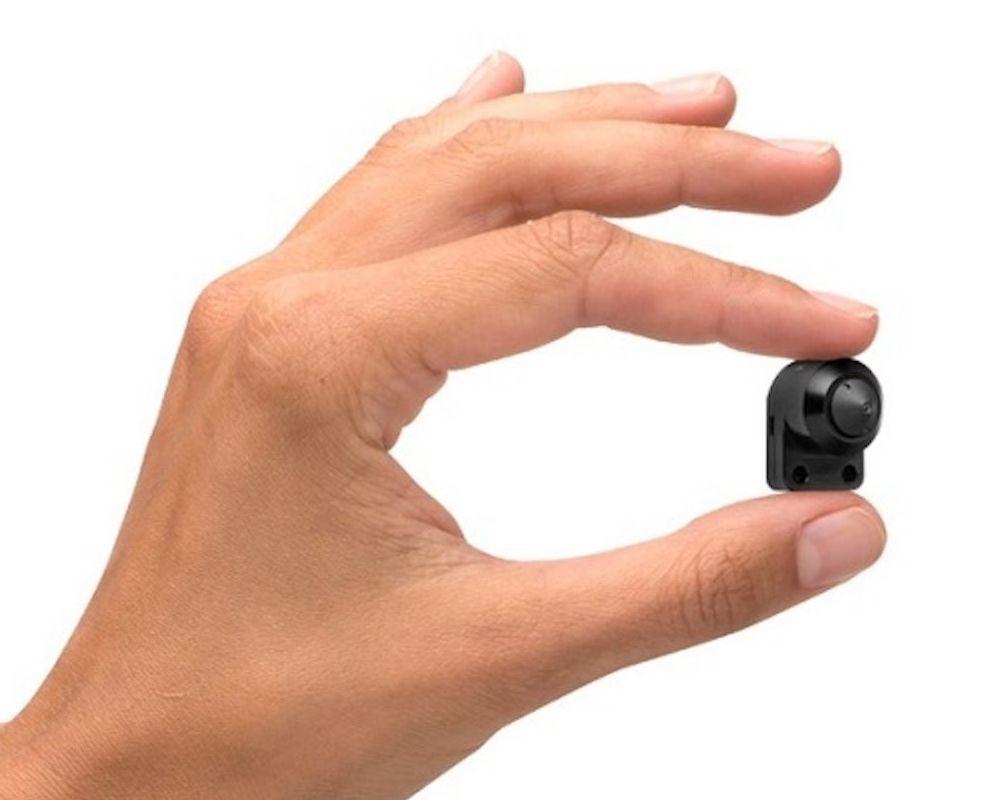 Скрытая уличная камера видеонаблюдения