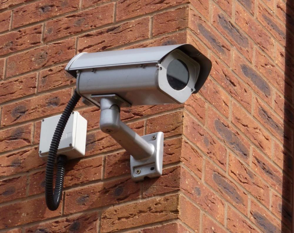 Установка уличных видеокамер