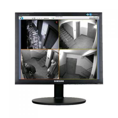 Система видеонаблюдения для подъезда