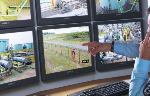 Система видеонаблюдения: монтаж и стоимость работы